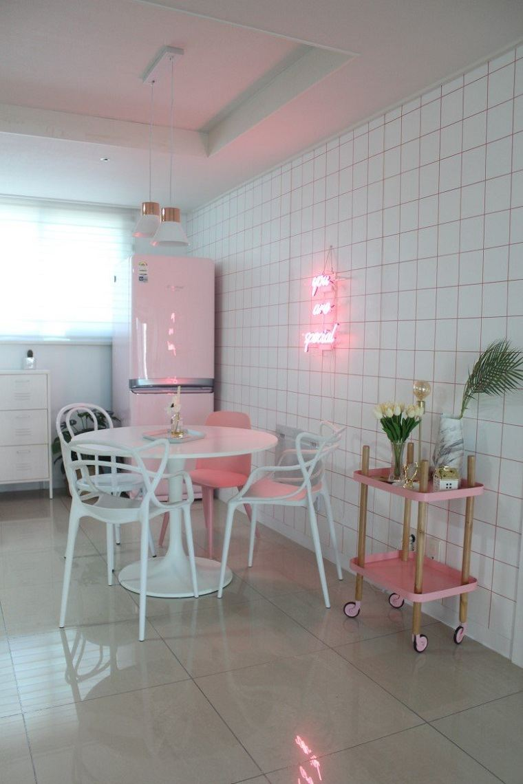 señales luminosas-neon-rosa