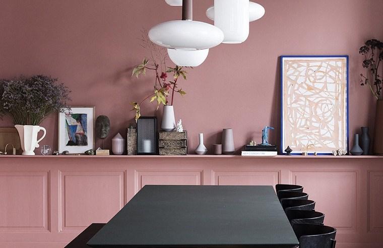Tendencias de diseño -rosa