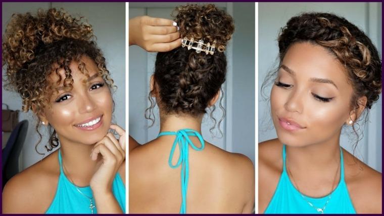 tipos de peinados bonitos