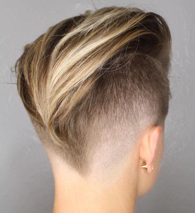 tipos de peinados pixie