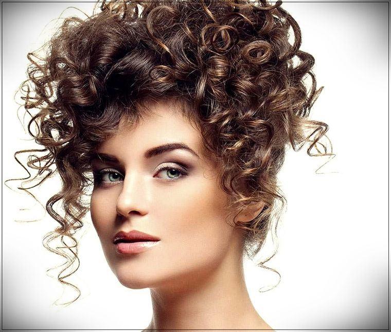 tipos de peinados rizos