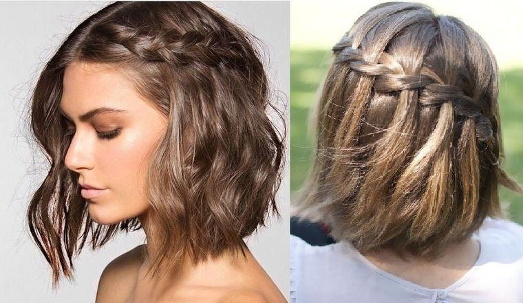 tipos de peinados verano