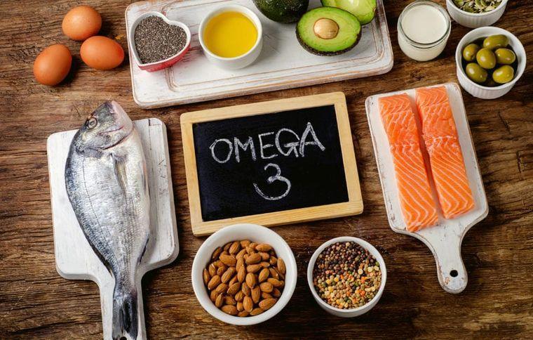 vitaminas y minerales alimentos omega3