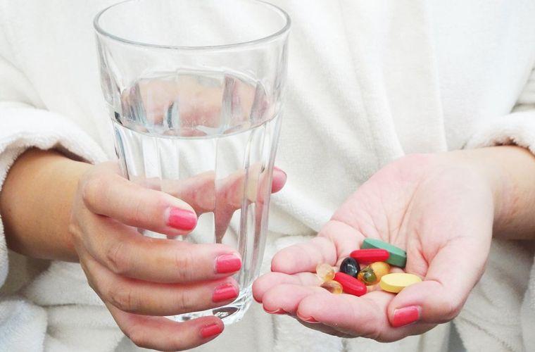 vitaminas y minerales consumo adecuado