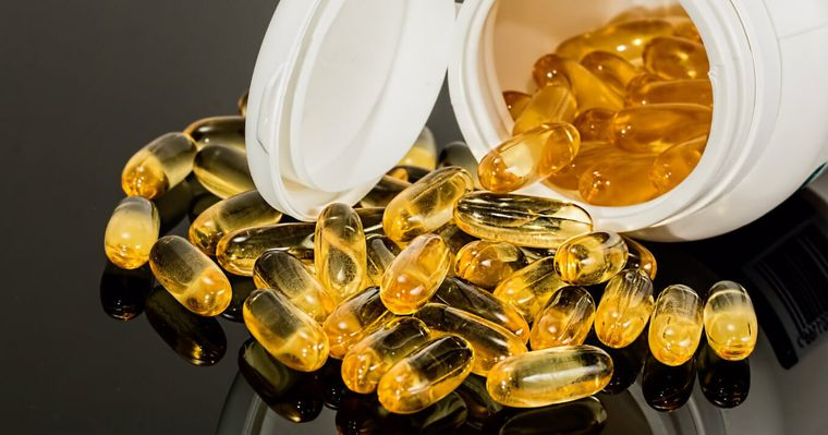 vitaminas y minerales omega3