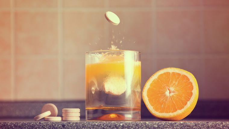 vitaminas y minerales viatmina C