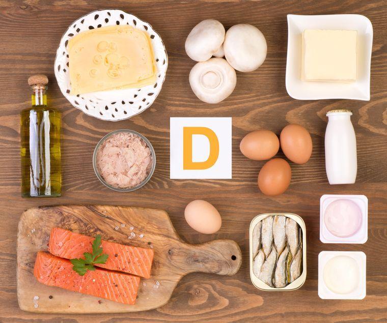 vitaminas y minerales vitamina D