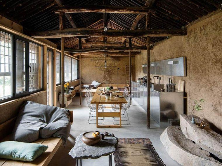 wabi sabi diseño interior