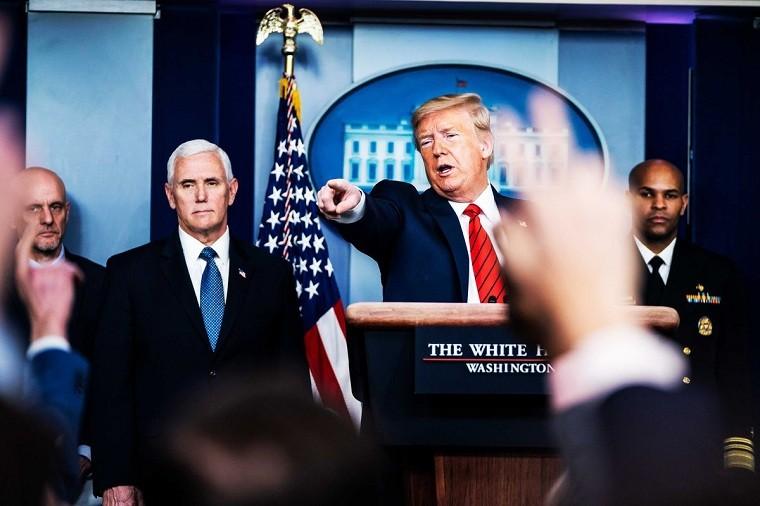 Donald Trump-Showtime-serie