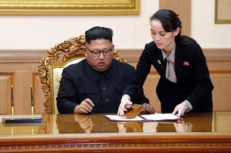 Corea del Sur Kim-Jong-un-hermana-guerra-noticias