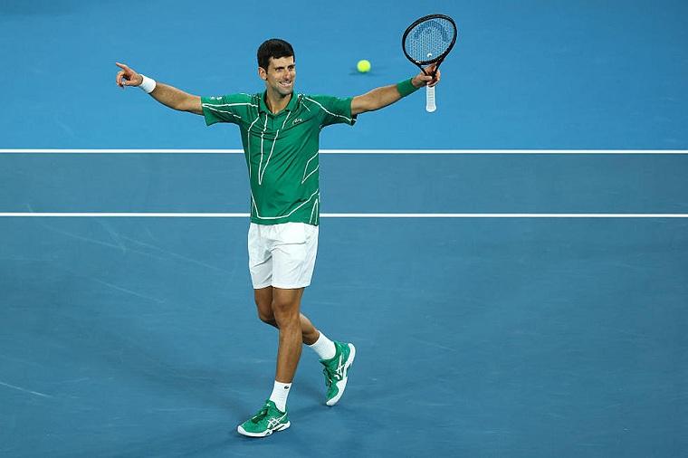 Las pruebas de coronavirus del tenisista Novak Djokovic han dado positivo