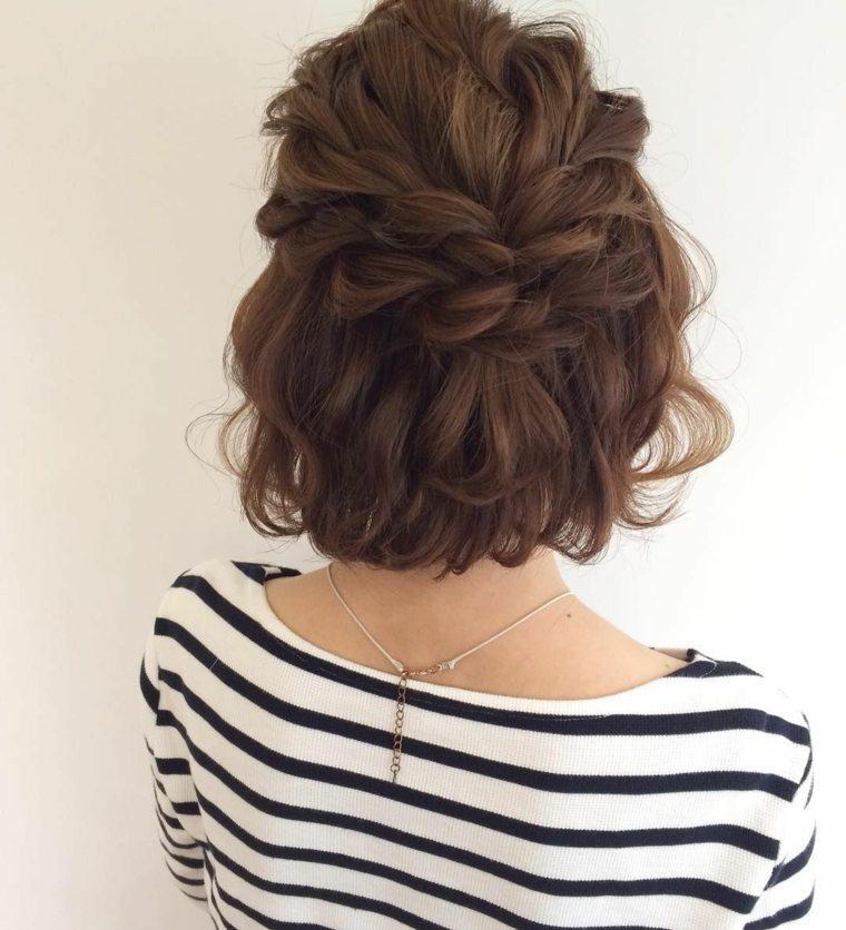 Peinados-para-bodas-pelo-corto-chica