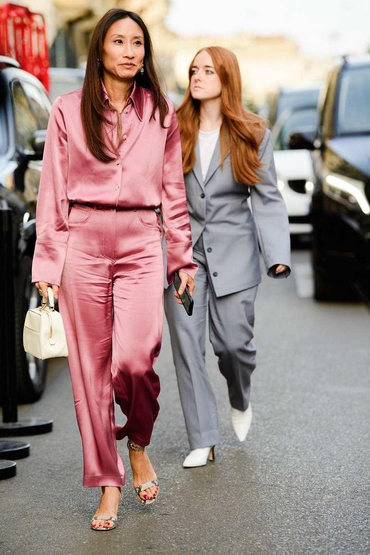 Tendencias moda primavera verano 2020-seda