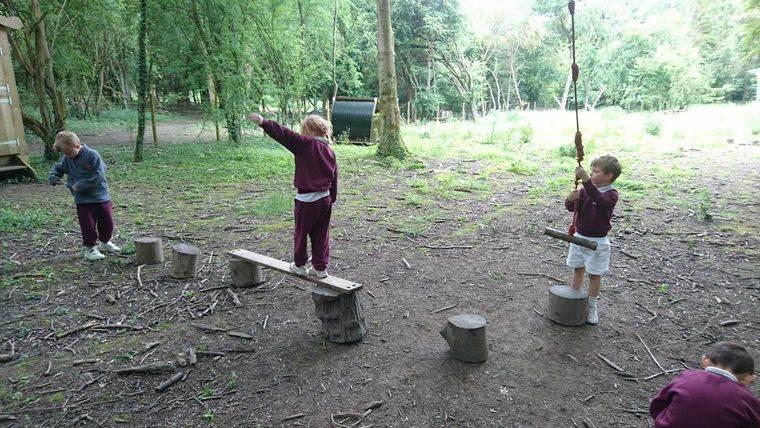 Actividades para niños – Juegos entretenidos para un día en el bosque