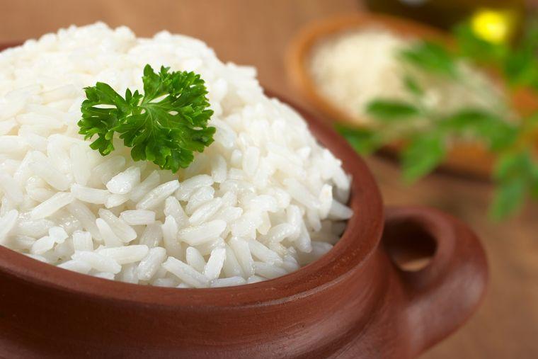 alimentación saludable arroz