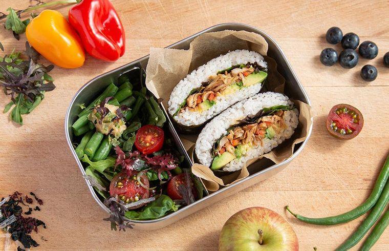 alimentación saludable bienestar