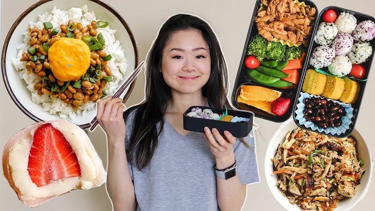alimentación saludable con dieta japonesa