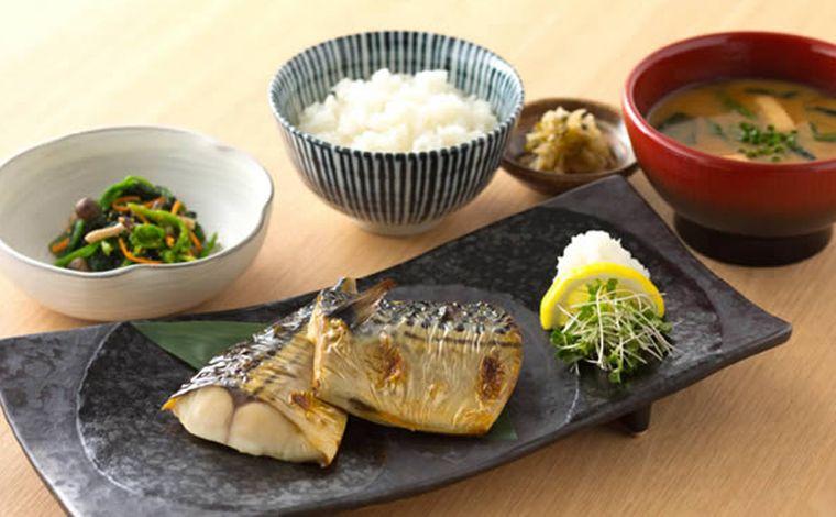 alimentación saludable cultura japonesa