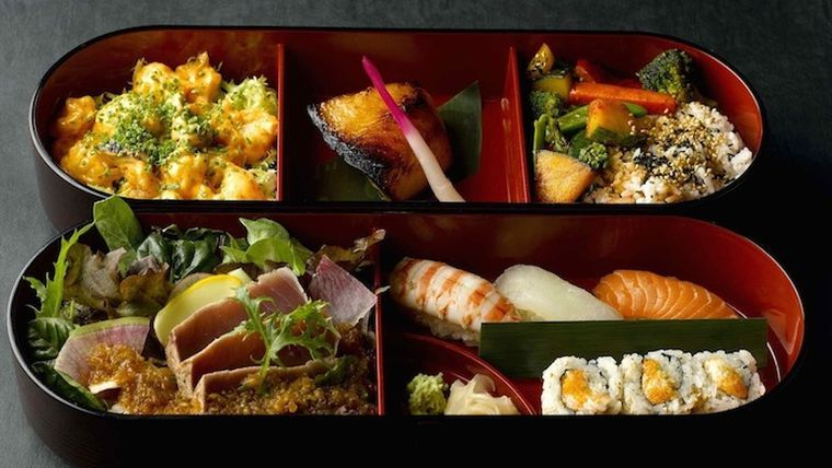alimentación saludable japonesa