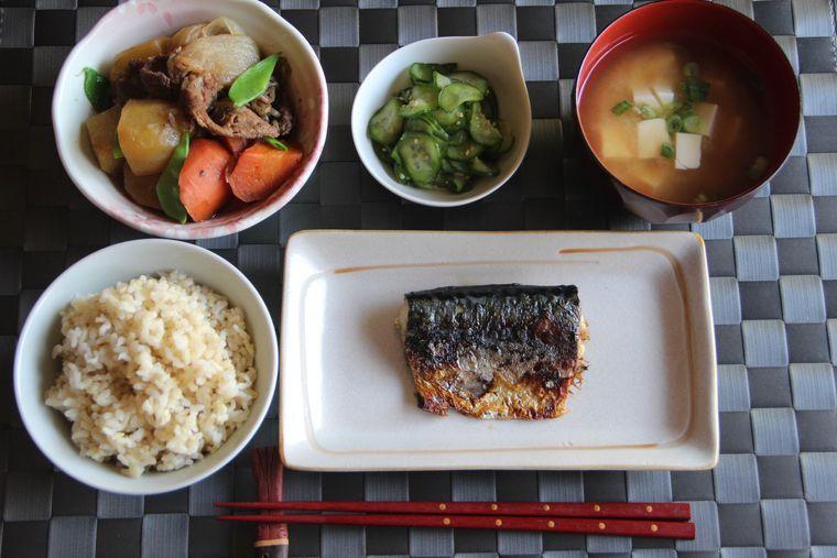alimentación saludable regimen