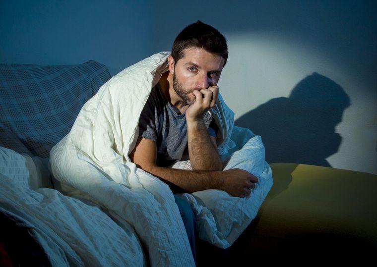 ansiedad nocturna causas