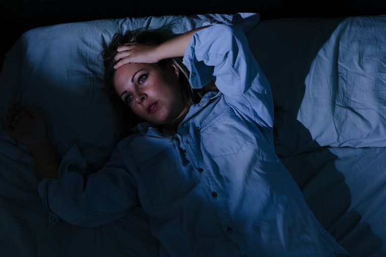 ansiedad nocturna falta de sueño