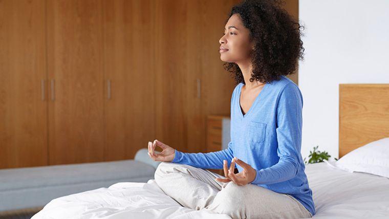 ansiedad nocturna meditacion