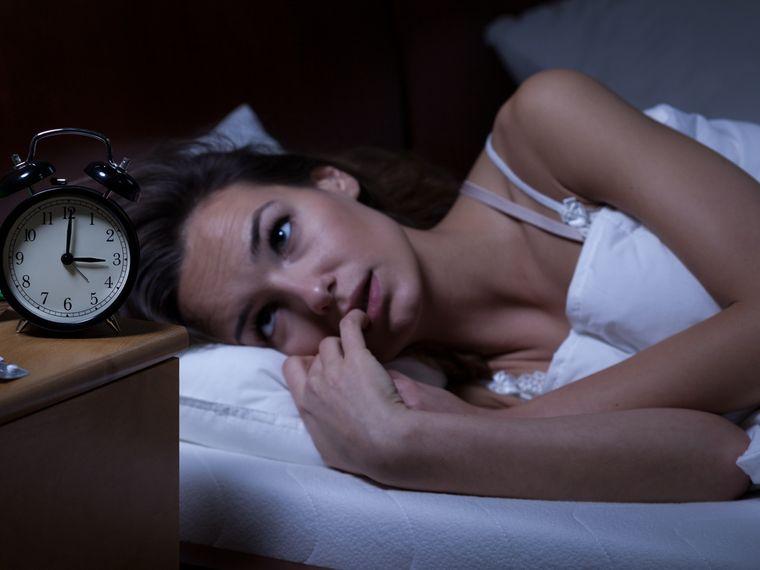 ansiedad nocturna problemas sueños