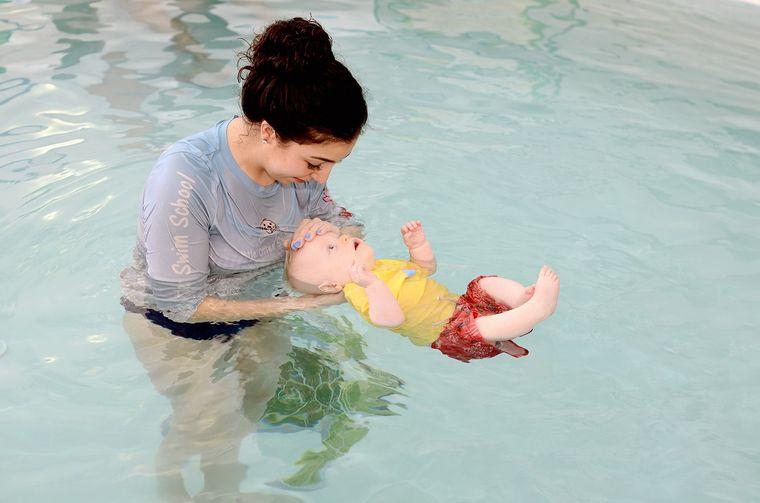 aprender a nadar beneficios