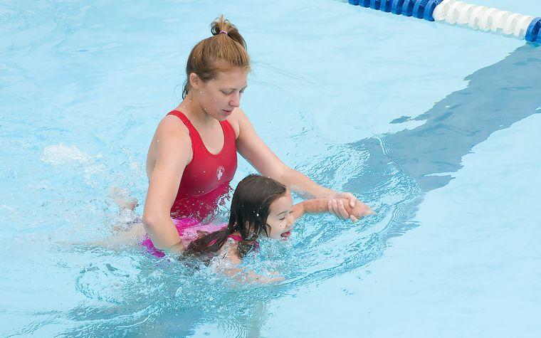 aprender a nadar confianza