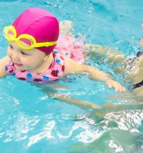 aprender a nadar inicio