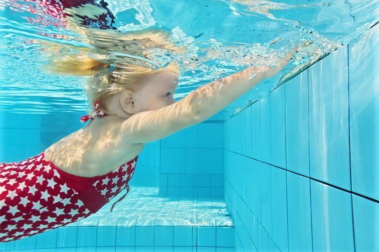 aprender a nadar lecciones