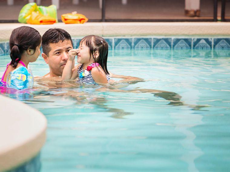 aprender a nadar respiracion