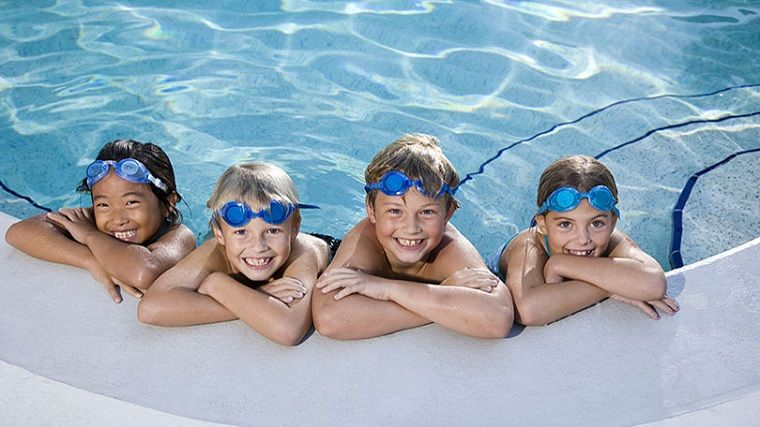 aprender a nadar sociabilizar