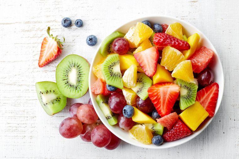ayuno intermitente frutas