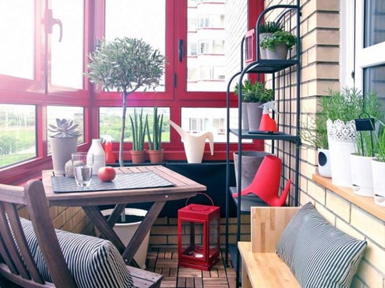 balcon-cerrado-rosa-ideas