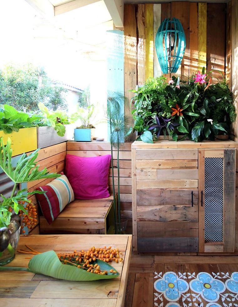 balcon-rustico-madera-estilo