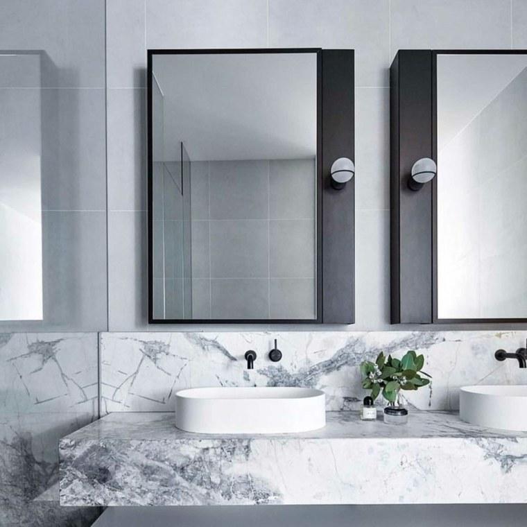 baños con piedra-lavabo-piedra-moderno-ideas