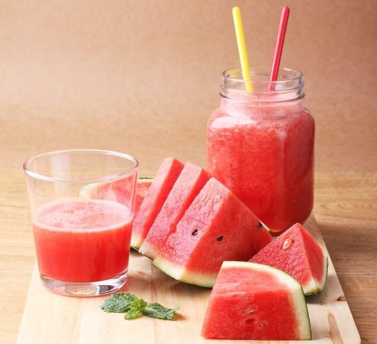 Cóctel con sandía – Recetas rápidas y refrescantes para compartir en verano