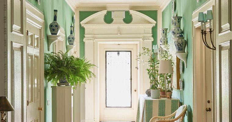 color verde suave