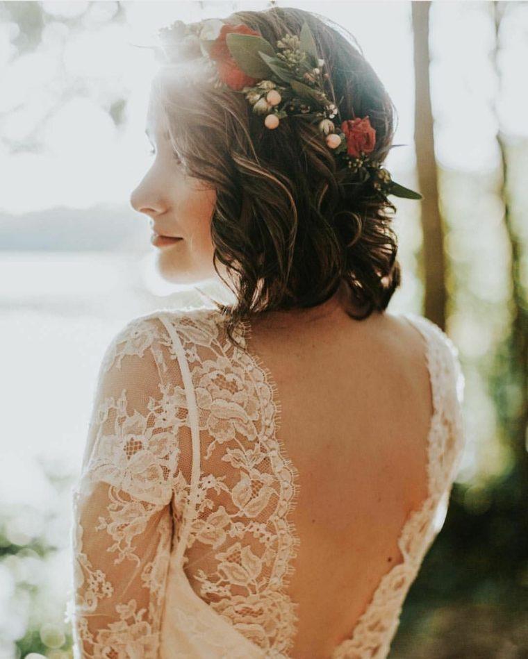corona-flores-boda-cabello-ideas