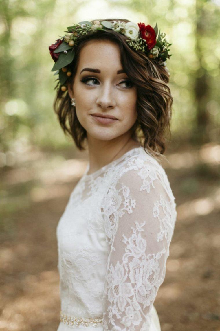 corona-flores-cabello-corto-estilo-opciones