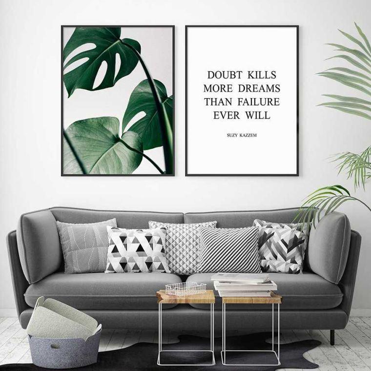 decoracion-cuadros-estilo-pared