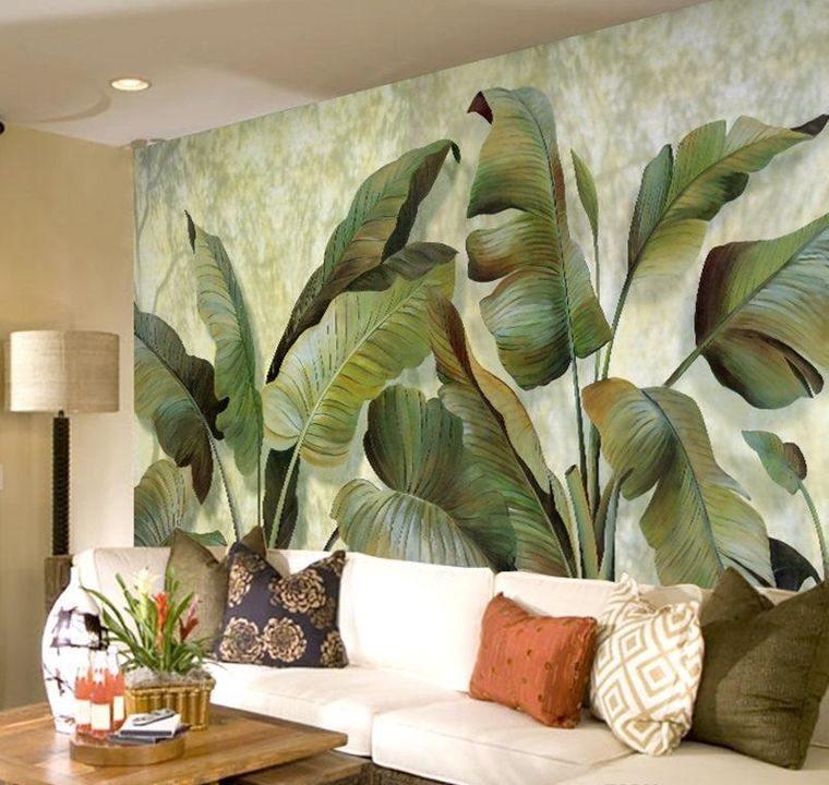 decoración de interiores botanico