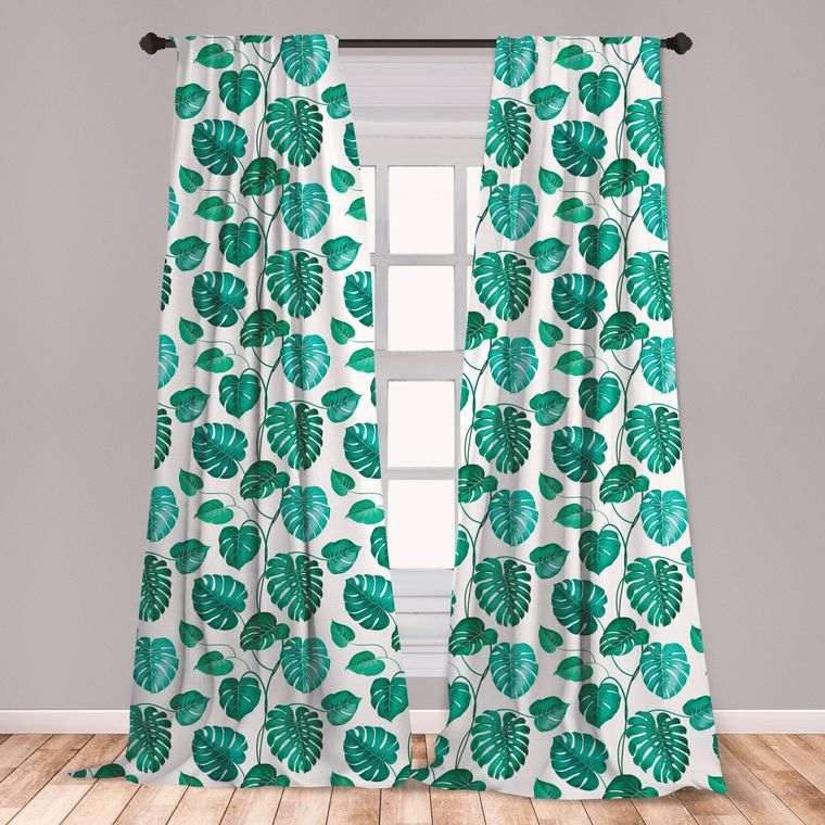 decoración de interiores cortina