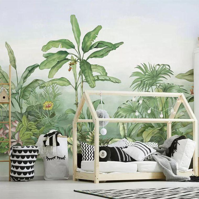 decoración de interiores dormitorio niño