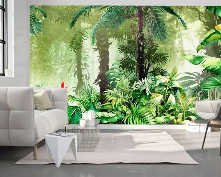 decoración de interiores naturaleza