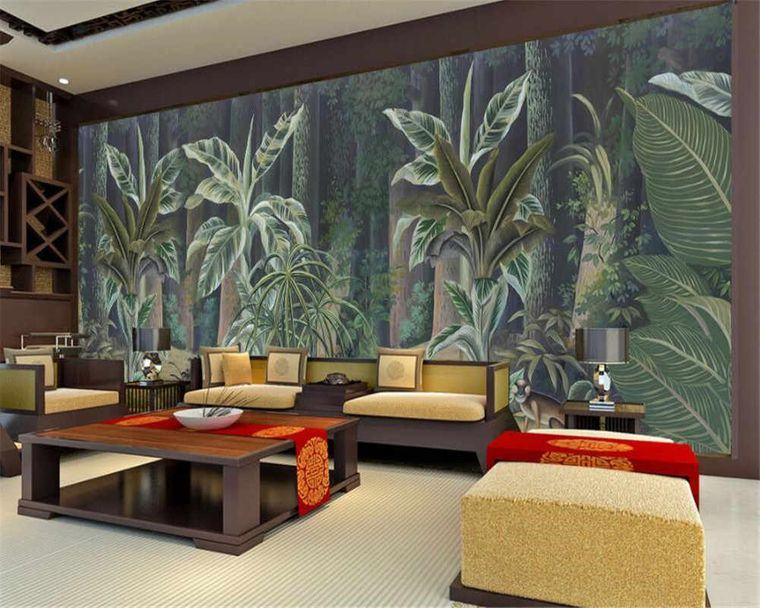 decoración de interiores pared
