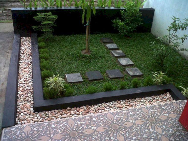 diseño de jardines area pequeña