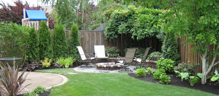 diseño de jardines casas